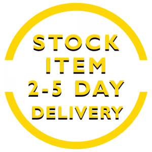 Stock item 2-5 day delivery